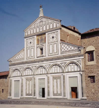 Iets Nieuws Romaanse architectuur Italie &VB64